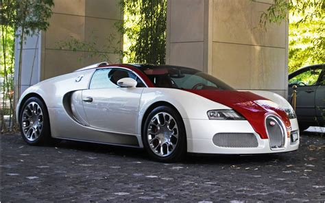 And White Bugatti by White And Bugatti Veyrons Wallpapers 1920x1200 731087