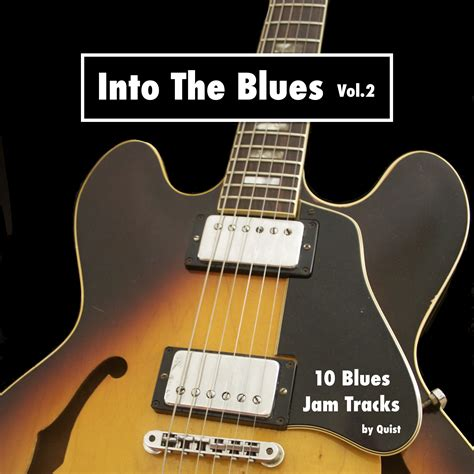 Bb King Style Blues Backing Track (a) By Quistjam
