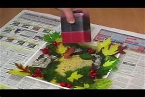 Basteln Mit Laub : video herbstdeko aus moos und laub basteln so geht 39 s ~ Buech-reservation.com Haus und Dekorationen