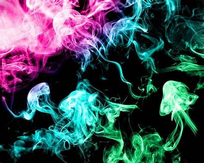Smoke Wallpapers Colorful Colored Background Backgrounds Cool