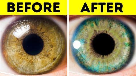 change  eye color youtube