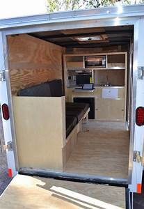 1000+ images about Cargo/Camper Trailer on Pinterest