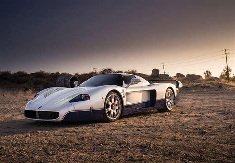 Ferrari Enzo Pakket Ind Som En Maserati Bilmagasinetdk