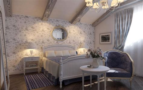 The Bedroom In The Provence Style by Provence Style Bedroom