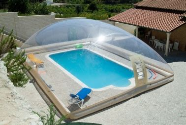 dome gonflable pour piscine poolabri abri piscine gonflable
