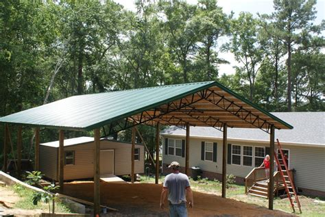Pole Barn Roofing by Armour Metals Pole Barns Metal Roofing And Pole Barns