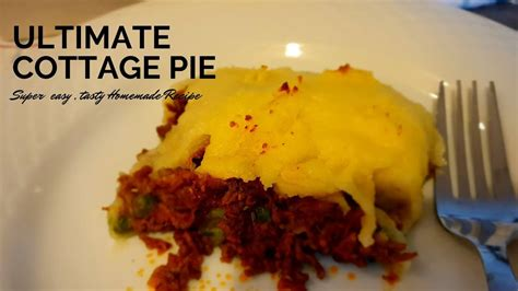Simple Cottage Pie Easy Cottage Pie How To Make A Simple Cottage
