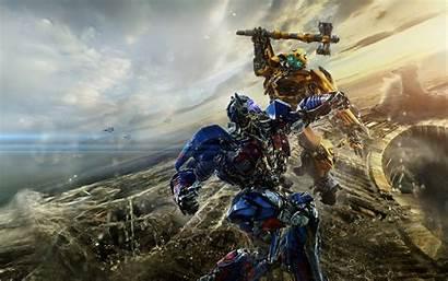 Optimus Bumblebee Prime Transformers Knight Last 5k