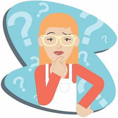 Questions Asking Transparent Clipart Probably Ask Question