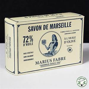 Savon De Marseille Fabre : savon de marseille cubes 400g olive marius fabre pack de 6 ~ Dailycaller-alerts.com Idées de Décoration