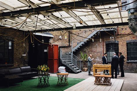 A Studio Loft Which Is A Home And Gallery by A Loft Studios Wedding Scrubs And