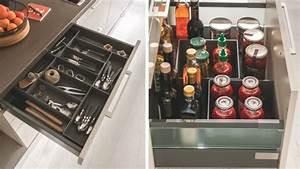 Meuble De Rangement Cuisine : dossier rangements en cuisine ~ Teatrodelosmanantiales.com Idées de Décoration