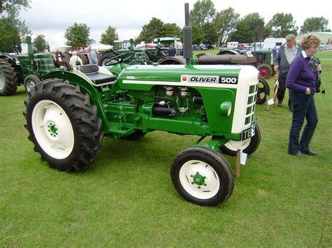 oliver  tractor construction plant wiki fandom