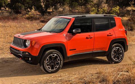 orange jeep renegade the 2015 jeep renegade has arrived
