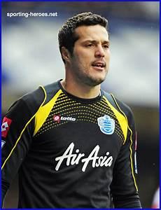 Julio CESAR - Premiership Appearances - Queens Park Rangers FC