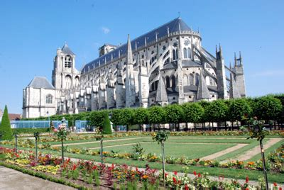bourges la cathedrale