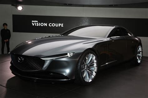 mazda coupe the mazda vision coupe concept is one gorgeous sedan