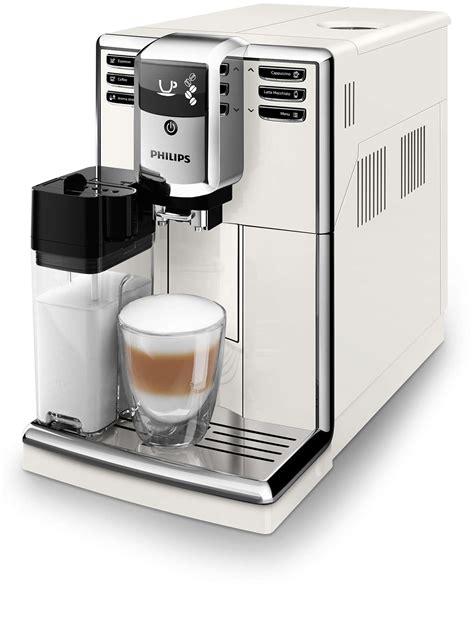 Resolución le había costado $5,000. Series 5000 Cafeteras espresso completamente automáticas ...