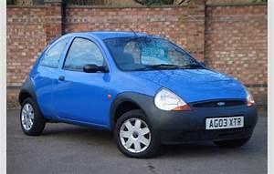 Ford Ka 1 3 Blue 2003