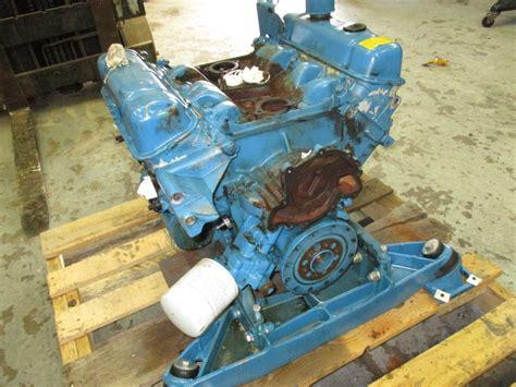 225 V6 Buick Gm Motor Omc Stern Drive Marine Engine 1960s