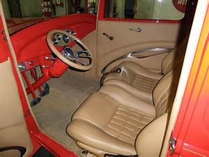 1932 Ford Custom Convertible Sedan