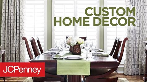 Jcpenney In Home Custom Decorating Interior Decorating