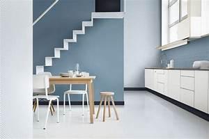 peinture cuisine moderne 10 couleurs tendance cote maison With couleur tendance deco salon 3 deco 90 couleurs pour tout repeindre cate maison