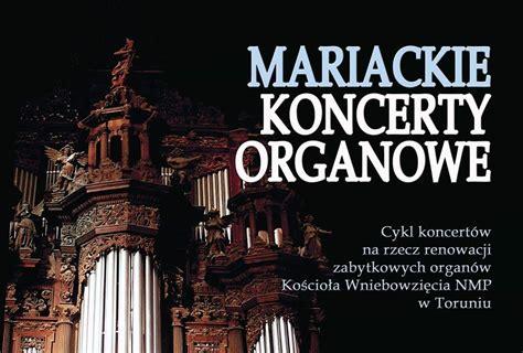 Mariackie Koncerty Organowe