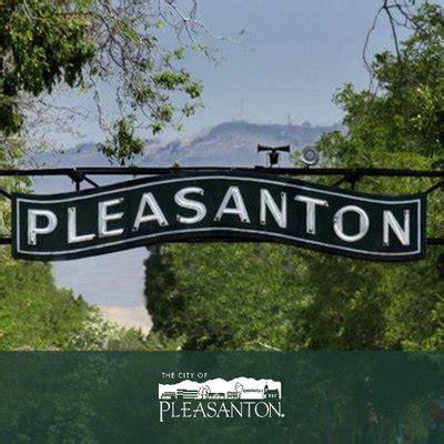 Of Pleasanton by City Of Pleasanton Pleasantonca