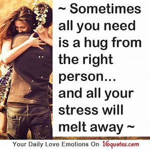 Quotes Love Hugs. QuotesGram