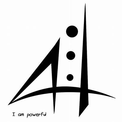 Sigil Powerful Grid Sigils Number Symbols Witch