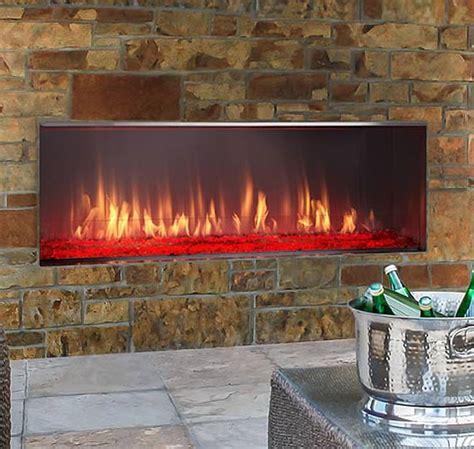 lanai outdoor gas fireplace fines gas