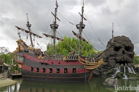 Yesterland Chicken Of The Sea Pirate Ship And Restaurant