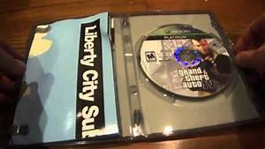 Unboxing GTA IV Xbox 360 Platinum Hits YouTube