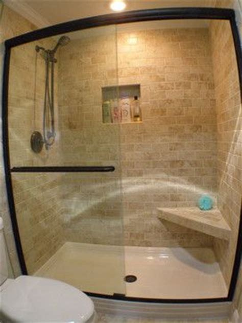 shower pan eclectic bathroom and corner shelves on