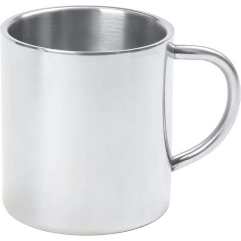 Custom brand cups are the key to building a successful coffee shop. Maxam® 15oz Double Wall Stainless Steel Coffee Cup - Walmart.com - Walmart.com