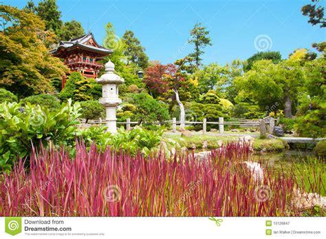 Japanischer Garten Golden Gate Park by Japanischer Garten Lizenzfreie Stockfotografie Bild