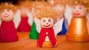 Basteln Kinder Weihnachten : vom struwwelpeter zum weihnachtsengel unser kreativblog ~ Frokenaadalensverden.com Haus und Dekorationen