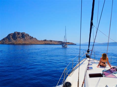 sailing the greek islands with medsailors fionatree