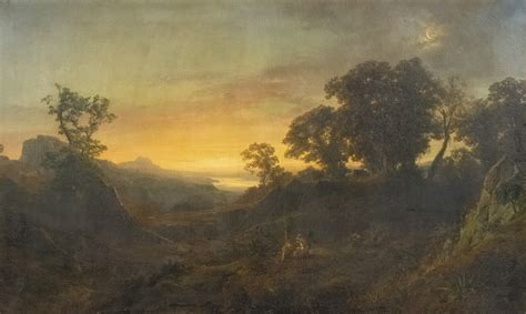 American Landscape Paintings 18th Century
