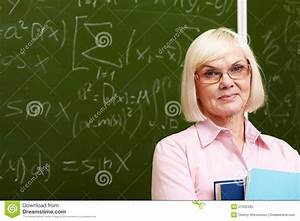 Experienced Teacher Stock Image  Image Of Experienced