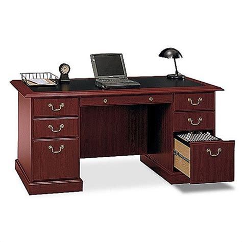 computer desk with bookshelf saratoga executive home office computer desk with bookcase