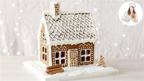 gingerbread house recipe  pattern westoaklandworkscom