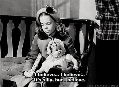 Believe Silly Its Quotes Christmas Miracle 34th