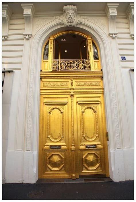 golden door   residential building  paris  arlene