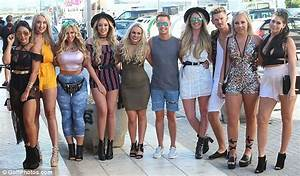 Charlotte Crosby parties in Ibiza with former Geordie ...