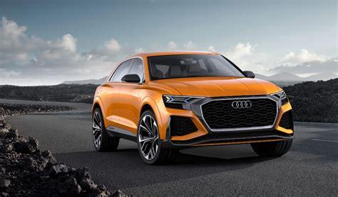 Audi Q8 Sport Concept Unveiled As