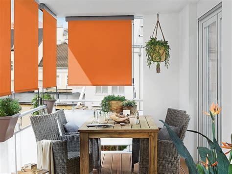 Aussenrollo Mit Integrierter Beleuchtung by Sonnenschutz Terrasse Bauhaus