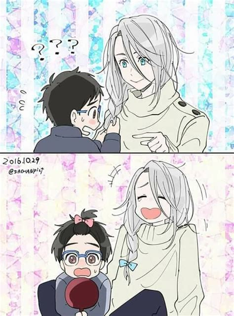 anime love photo yuri  ice yuri yuri en