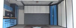 Aménagement D Un Garage En Studio : am nagement et rangement du garage avec trm garage ~ Premium-room.com Idées de Décoration